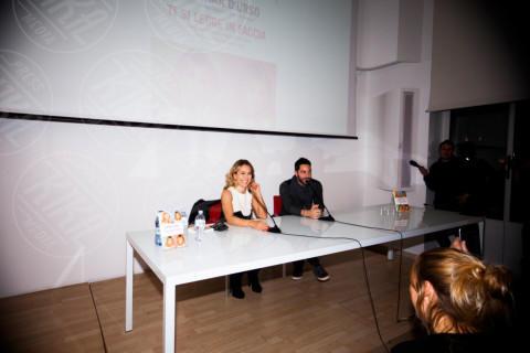 Gianluca Liguori, Barbara D'Urso - Milano - 16-12-2013 - Con Barbara D'Urso, qualsiasi menzogna Ti Si Legge in Faccia