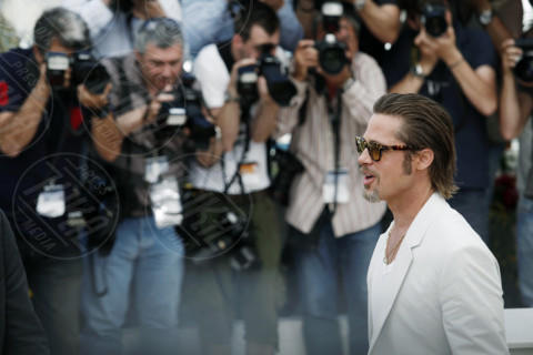 Brad Pitt - Cannes - 15-05-2012 - Tanti auguri Brad Pitt: la star di Hollywood compie 50 anni