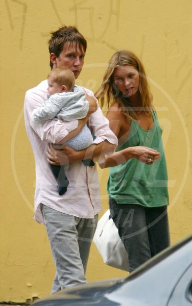 Lila Grace Moss, Jefferson Hack, Kate Moss - New York - 15-05-2003 - Kate Moss: quarant'anni vissuti… in bellezza