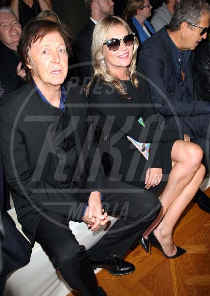 Paul McCartney, Kate Moss - Parigi - 01-10-2012 - Kate Moss: quarant'anni vissuti… in bellezza