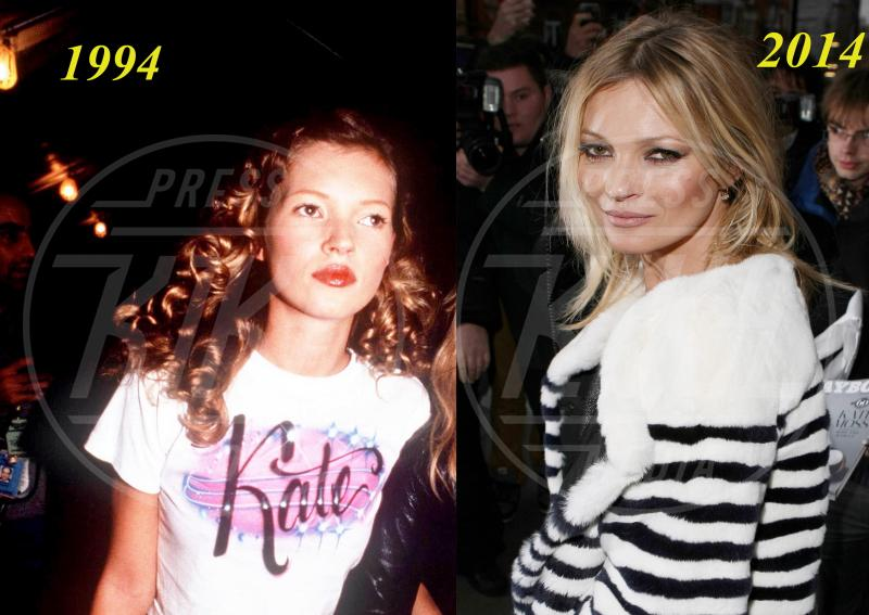 Kate Moss: quarant'anni vissuti… in bellezza