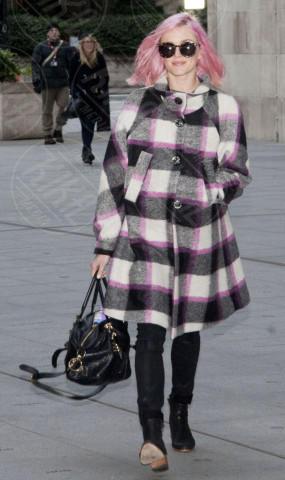 Fearne Cotton - Londra - 23-12-2013 - Basta tinta unita! Colora l'inverno con un cappotto fantasia!