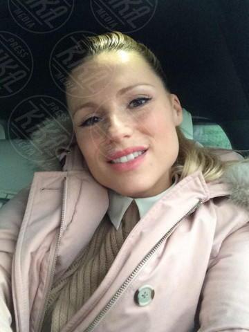 Michelle Hunziker - Milano - 23-12-2013 - Dillo con un tweet: ritorno in patria per Belen Rodriguez