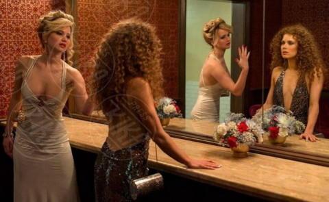 Jennifer Lawrence, Amy Adams - Milano - 23-12-2013 - American Hustle, un'abile truffa per aggiudicarsi l'Oscar
