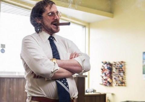 Christian Bale - Milano - 23-12-2013 - American Hustle, un'abile truffa per aggiudicarsi l'Oscar