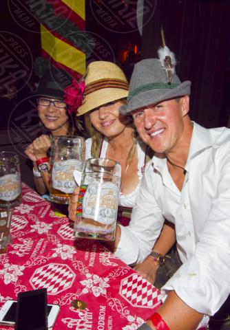 Michael Schumacher - Munich - 01-10-2013 - Michael Schumacher, Bunte magazine: