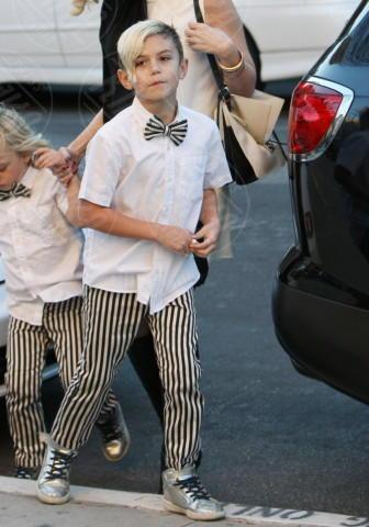 Kingston Rossdale - Los Angeles - 25-12-2013 - Da Noah Green a Shiloh Nouvel: i bambini no gender dello showbiz