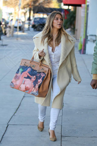 Kim Kardashian - Los Angeles - 26-12-2013 - Birkin Bag di Hermes, da 30 anni la borsa delle star