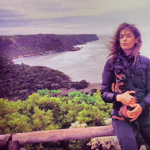 Elisabetta Canalis - Los Angeles - 27-12-2013 - Dillo con un tweet: trionfa l'amore, in tutte le forme