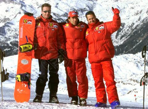 Michael Schumacher - Madonna Di Campiglio - 29-12-2013 - Michael Schumacher uscito dal coma indotto