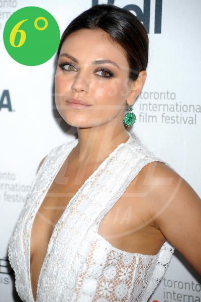 Mila Kunis - Toronto - 09-09-2013 - Belen Rodriguez è la donna più sexy del 2013
