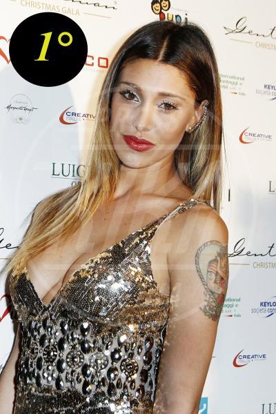 Belen Rodriguez - Milano - 11-12-2013 - Belen Rodriguez è la donna più sexy del 2013