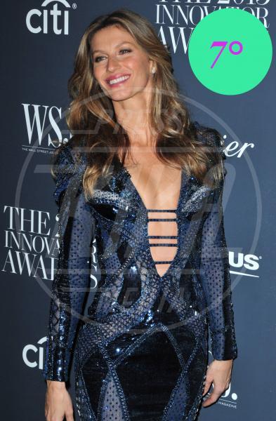 Gisele Bundchen - New York - 06-11-2013 - Belen Rodriguez è la donna più sexy del 2013