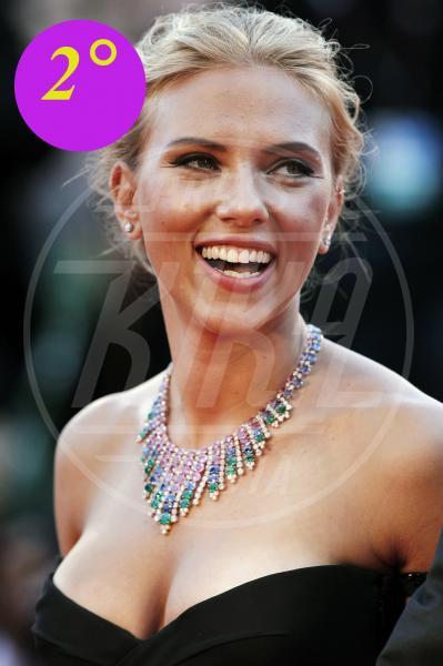 Scarlett Johansson - Venezia - 03-09-2013 - Belen Rodriguez è la donna più sexy del 2013