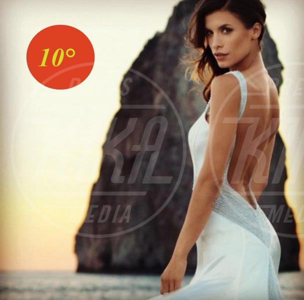 Elisabetta Canalis - Los Angeles - 04-11-2013 - Belen Rodriguez è la donna più sexy del 2013