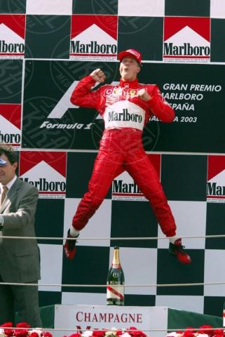 Michael Schumacher - Indianapolis - 29-09-2003 - Michael Schumacher