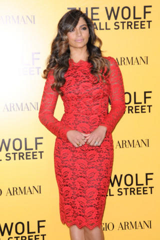 Camila Alves - Manhattan - 18-12-2013 - Camila Alves e Berenice Marlohe: chi lo indossa meglio?