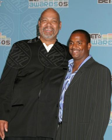 Alfonso Ribeiro, James Avery - Los Angeles - 28-06-2005 - Brutte notizie per i fan di Willy, il principe di Bel Air