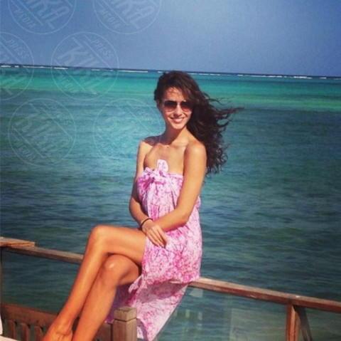 Laura Barriales - Los Angeles - 02-01-2014 - Dillo con un tweet: Pellegrini-Magnini ancora insieme