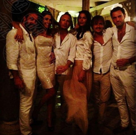 Cecilia Capriotti - Los Angeles - 02-01-2014 - Dillo con un tweet: Pellegrini-Magnini ancora insieme