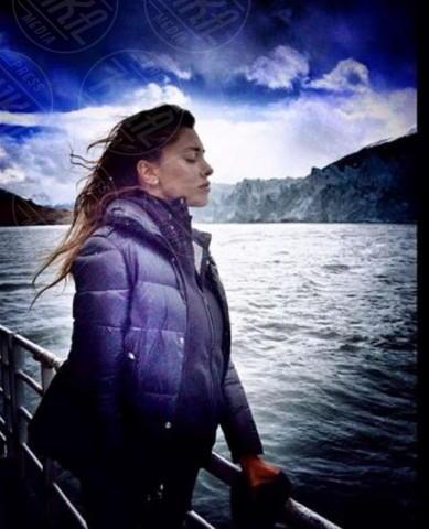 Belen Rodriguez - Los Angeles - 02-01-2014 - Dillo con un tweet: Pellegrini-Magnini ancora insieme