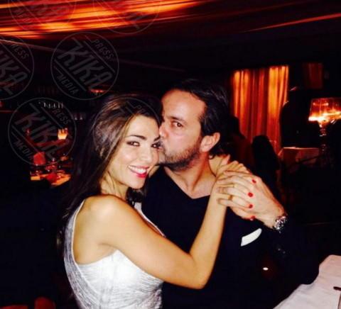 Gianluca Mobilia, Cecilia Capriotti - Los Angeles - 02-01-2014 - Dillo con un tweet: Pellegrini-Magnini ancora insieme