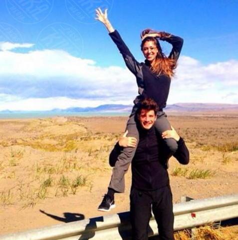 Stefano De Martino, Belen Rodriguez - Los Angeles - 02-01-2014 - Dillo con un tweet: Pellegrini-Magnini ancora insieme