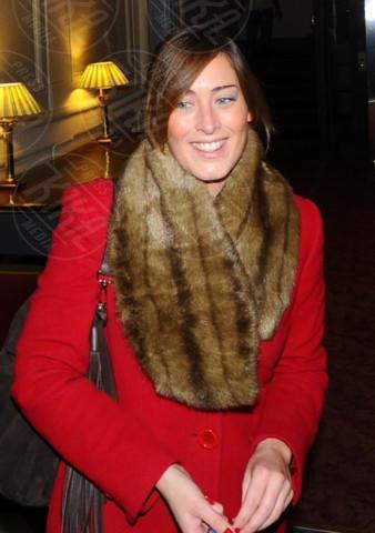 Maria Elena Boschi - Firenze - 04-01-2014 - Sarà un inverno caldo… con un cappotto rosso!