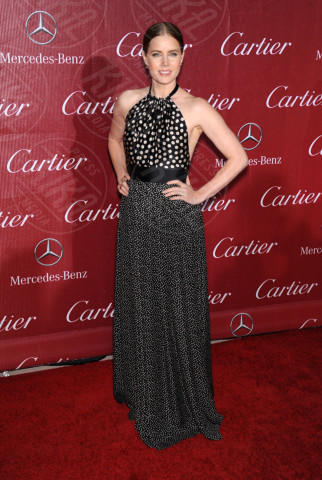 Amy Adams - Palm Springs - 04-01-2014 - Amy Adams: i look migliori della star di American Hustle