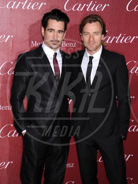 Ewan McGregor, Colin Farrell - Palm Springs - 04-01-2014 - Palm Springs Festival: il red carpet è tempestato di stelle