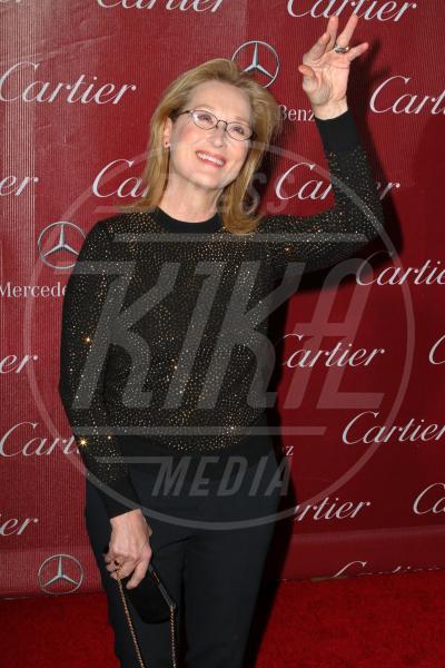 Meryl Streep - Palm Springs - 04-01-2014 - Palm Springs Festival: il red carpet è tempestato di stelle
