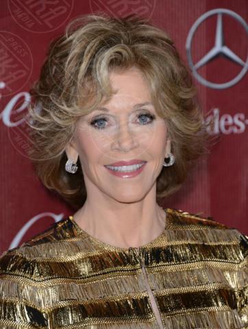 Jane Fonda - Palm Springs - 04-01-2014 - Paolo Sorrentino arruola Jane Fonda e Michael Caine per Youth