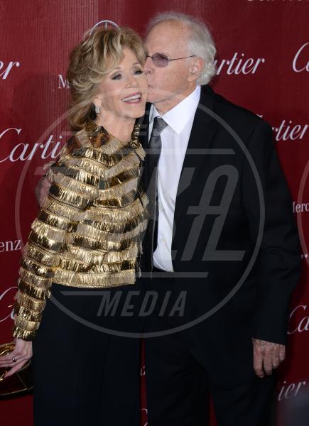 Jane Fonda, Bruce Dern - Palm Springs - 04-01-2014 - Palm Springs Festival: il red carpet è tempestato di stelle