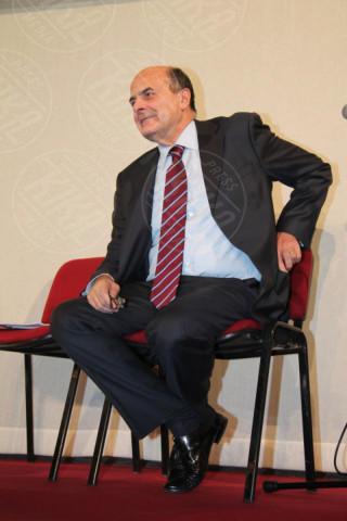 Pierluigi Bersani - Piacenza - 15-11-2012 - Pierluigi Bersani ricoverato a Parma per un malore