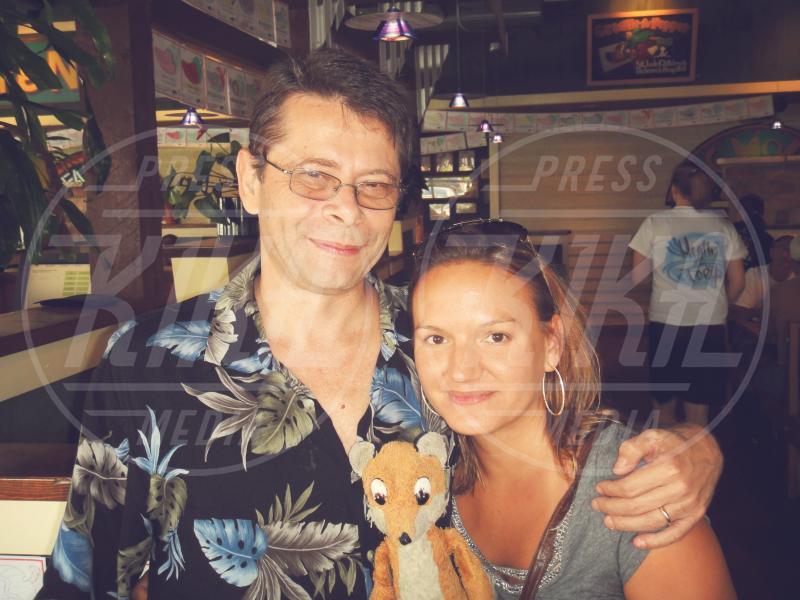 Jessica Johnson, Gary Moore - Londra - 19-09-2010 - I viaggi strabilianti di Mr. Fox, la volpe di peluche