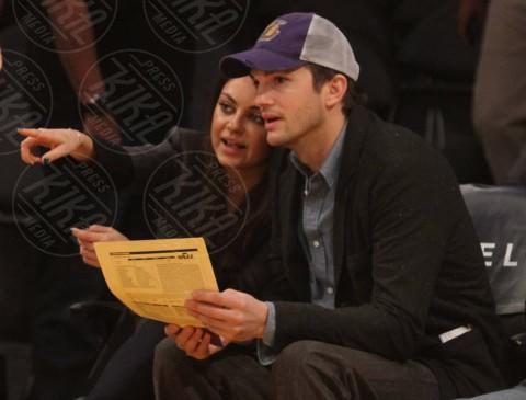 Mila Kunis, Ashton Kutcher - Los Angeles - 03-01-2014 - Mila Kunis e Ashton Kutcher: dentro il paradiso di Santa Barbara