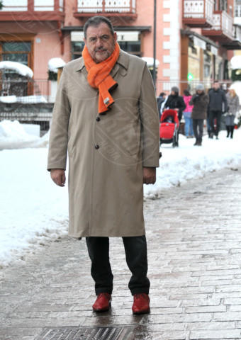 Gianfranco Vissani - Cortina d'Ampezzo - 04-01-2014 - Elisa Isoardi e Gianfranco Vissani: è nata una coppia?