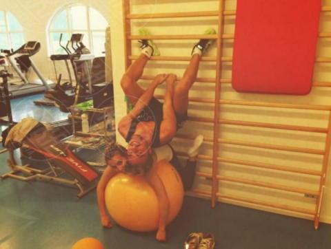 Stefano Parolin, Tania Cagnotto - Los Angeles - 08-01-2014 - Lo sport? Decisamente è meglio in coppia...