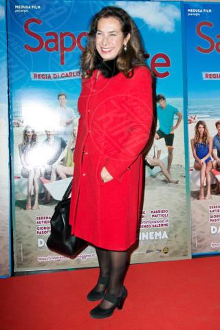 Cesara Buonamici - Roma - 08-01-2014 - Sarà un inverno caldo… con un cappotto rosso!