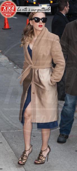 Scarlett Johansson - New York - 08-01-2014 - Scarlett Johansson, 33 anni in bellezza e successi