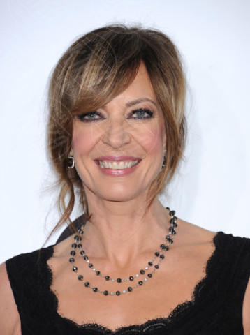 Allison Janney - Los Angeles - 08-01-2014 - People's Choice Awards 2014: le acconciature