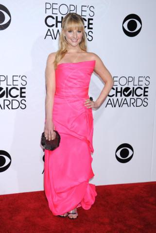 Melissa Rauch - Los Angeles - 08-01-2014 - La rivincita delle bionde in rosa shocking: le vip sono Barbie!