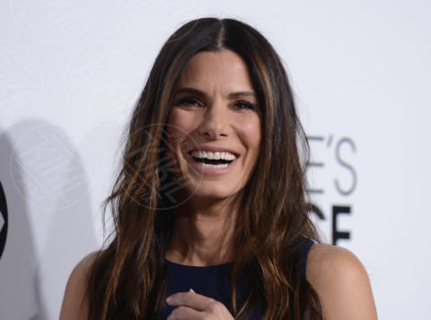 Sandra Bullock - Los Angeles - 08-01-2014 - People's Choice Awards 2014: le acconciature