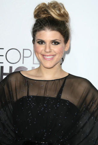 Molly Tarlov - Los Angeles - 09-01-2014 - People's Choice Awards 2014: le acconciature
