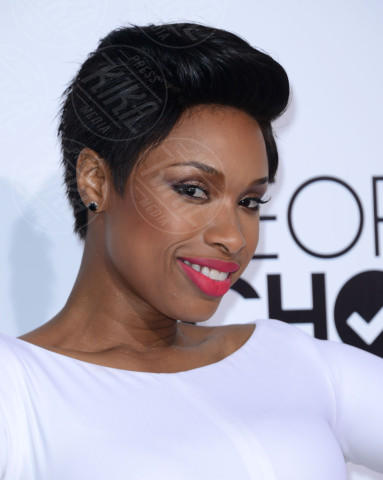 Jennifer Hudson - Los Angeles - 09-01-2014 - People's Choice Awards 2014: le acconciature