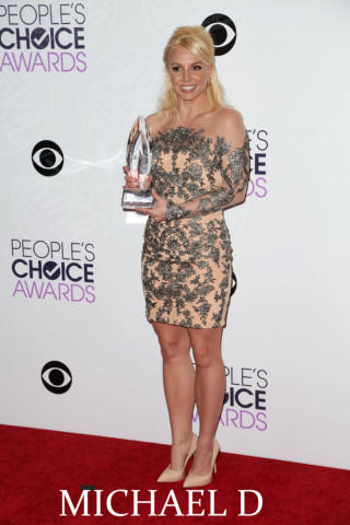 Los Angeles - 08-01-2014 - People's Choice Awards 2014: gli stilisti sul red carpet