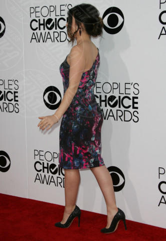 Lucy Hale - Los Angeles - 08-01-2014 - Vade retro abito! Le scelte ai People's Choice Awards