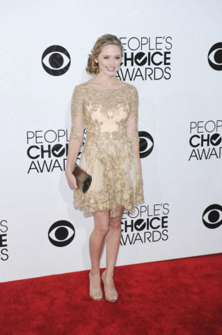 Greer Grammer - Los Angeles - 09-01-2014 - Vade retro abito! Le scelte ai People's Choice Awards
