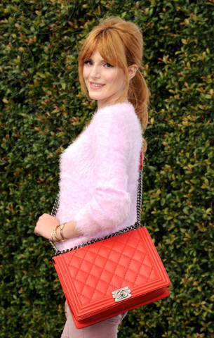 Bella Thorne - Los Angeles - 08-01-2014 - Questa primavera mi vesto color sorbetto!