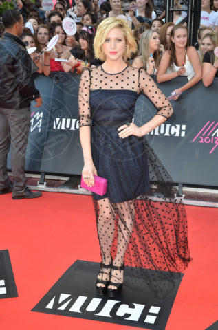 Brittany Snow - Toronto - 16-06-2013 - Goulding, Hardman, Snow: chi lo indossa meglio?